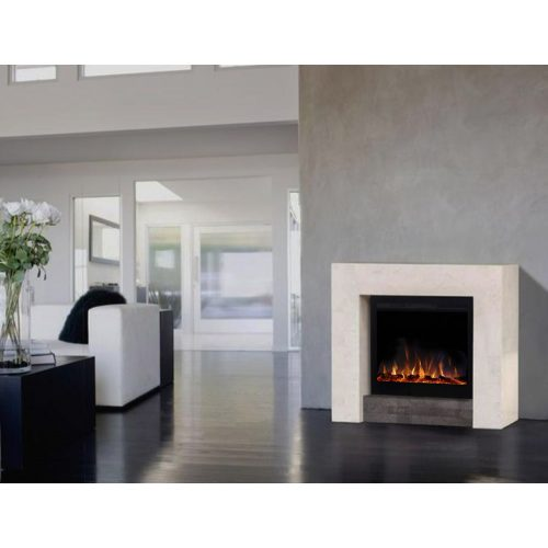 LEDware | Haard | FirePlace | Firew@re 57 x 20 x 50 cm | LED + Verwarming