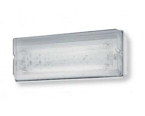 LED Portiek | Helder | 230 Volt | 4  Watt | VV 12 Watt TL | IP 54 | Portiek