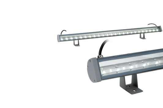 LED Powerbar | 24 Volt | 28 Watt | 24 Warm Wit | 100cm